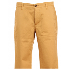 Men's casual trousers in yellow (sand) color. TRUVOR TM