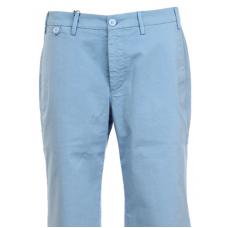 Men's casual trousers in light blue. TRUVOR TM