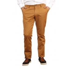Men's casual trousers in mustard color. TRUVOR TM