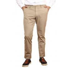 Men's casual trousers in light beige color. TRUVOR TM