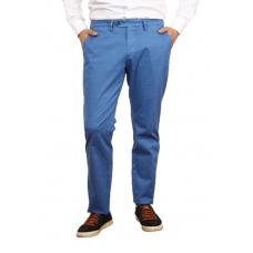 Men's casual trousers in blue. TRUVOR TM