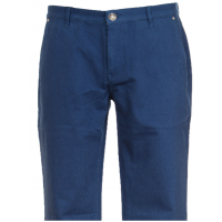 Men's casual trousers in blue. TRUVOR TM