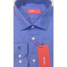Men's shirt, nice deep blue