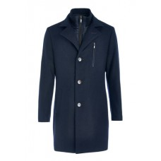 Blue insulated coat TM ROYALS
