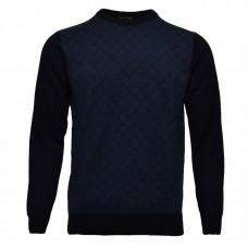 Classic blue jumper TM LARIO COVALDI