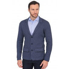 Knitted jacket, cardigan