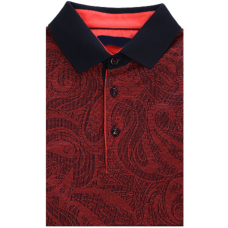 Combined Polo shirt; made of 100% cotton TM DOVMONT
