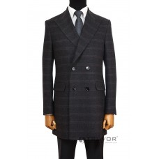 Men's fitted coat