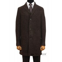 Men's casual beige TRUVOR coat