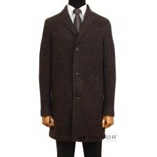 Men's casual beige TRUVOR coat
