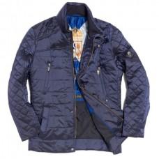 "Men's demi-season quilted jacket Royal Spirit model "" Vizier»"
