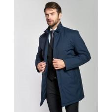 Men's raincoat rib lt navi (insulated) BAZIONI