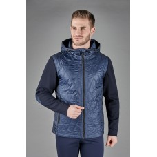 Demi-season jacket TM LEXMER with knitted sleeves.
